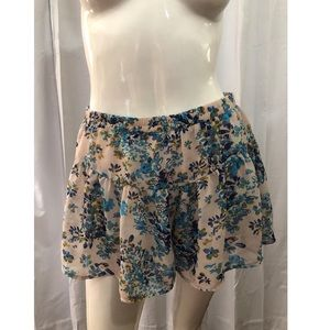 Lucca Couture Blush Floral Shorts